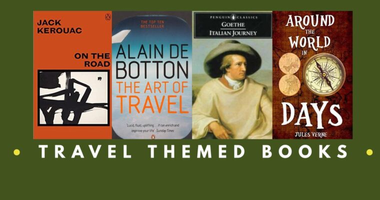 Travel Themed Books